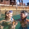 Snorkel-Couple