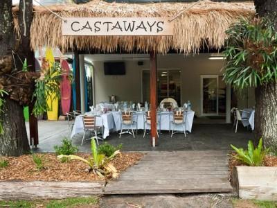 Moreton Island - Castaway Café Store