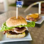 Great food served at Castaways Cafe on Moreton Island