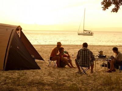 Moreton Island Camping - Slider 1