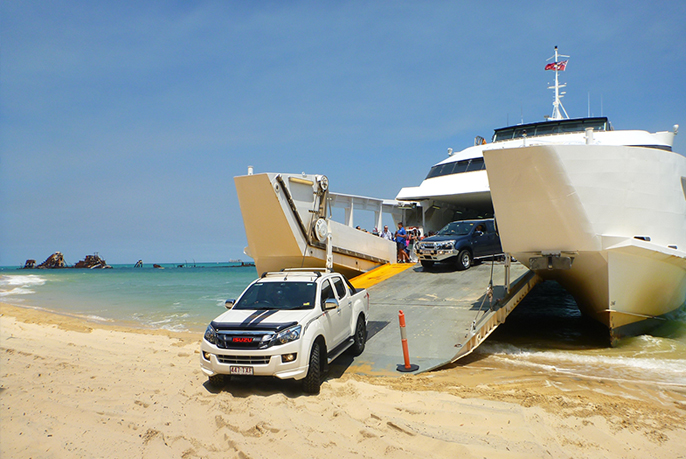 Moreton Island Adventures - Photo #1