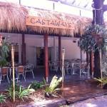 Castaways store and cafe Moreton Island