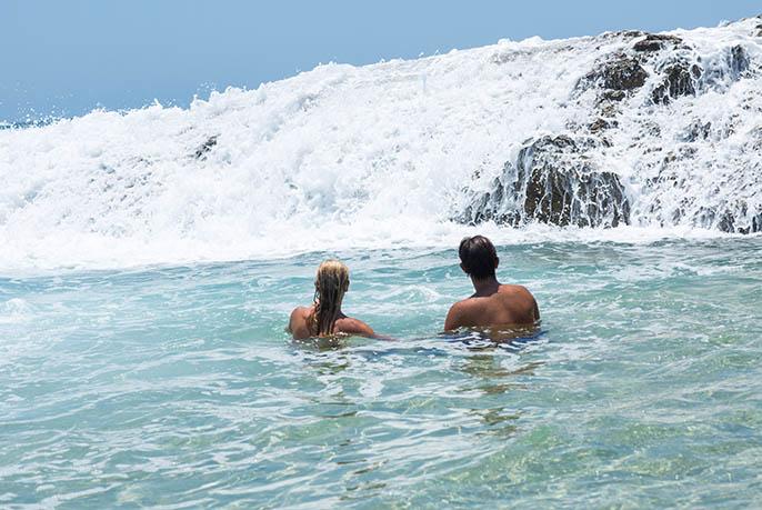 Moreton Island Tours - Champagne Pools