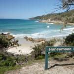Honeymoon Bay Moreton Island Beach