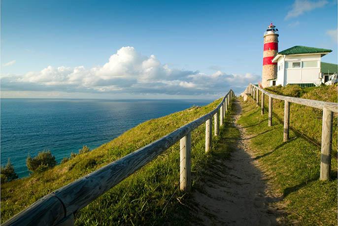 Moreton Island Tours - Lighthouse