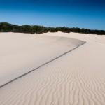 moreton island sand