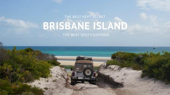 Brisbane's Secret Island
