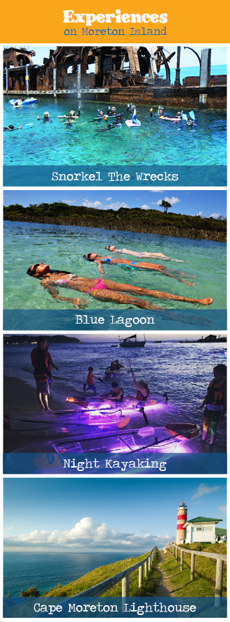 Experiences on Moreton Island - Corporate Escapes
