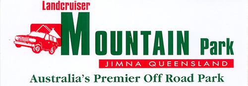 Landcruiser Mountain Park logo