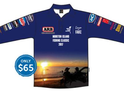 ARB Moreton Island Fishing Classic 2017 shirt