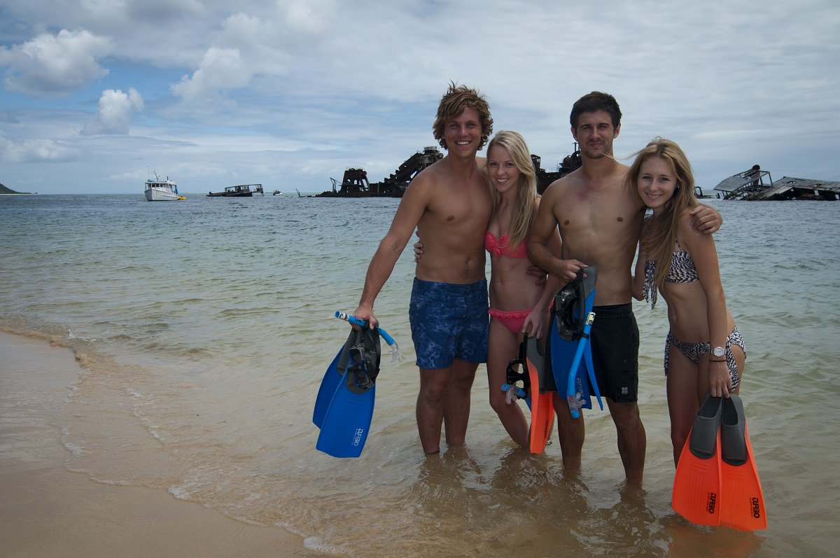 Moreton Island Day Tours