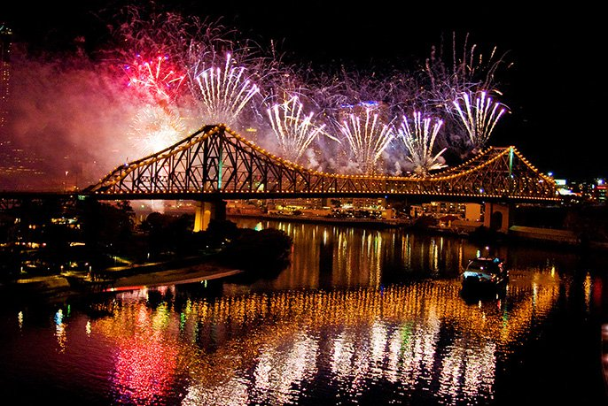Riverfire on the Micat