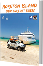 first timers guide to moreton island