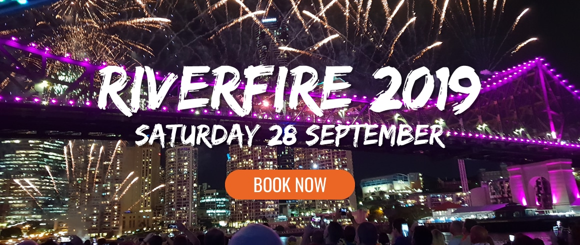 Brisbane Riverfire 2019 - Saturday 28 September